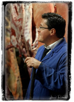 Jeff Senger of Sangudo Custom Meats