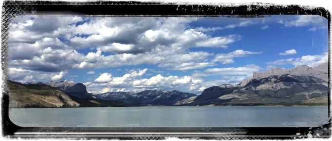 Jasper Lake, Jasper National Park